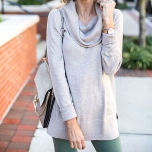 7/$25 French connection cowl neck sweater